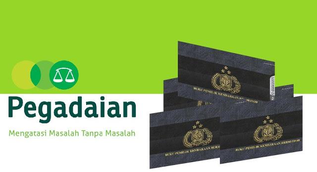 Pegadaian Syariah Bpkb Motor Berikut Syarat Dan Ketentuannya