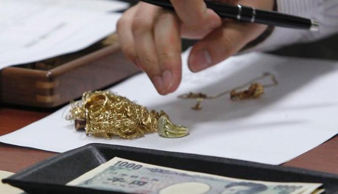 Kisaran Harga Gadai Emas Putih di Pegadaian
