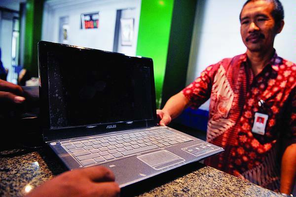 Syarat Gadai Laptop di Pegadaian Syariah