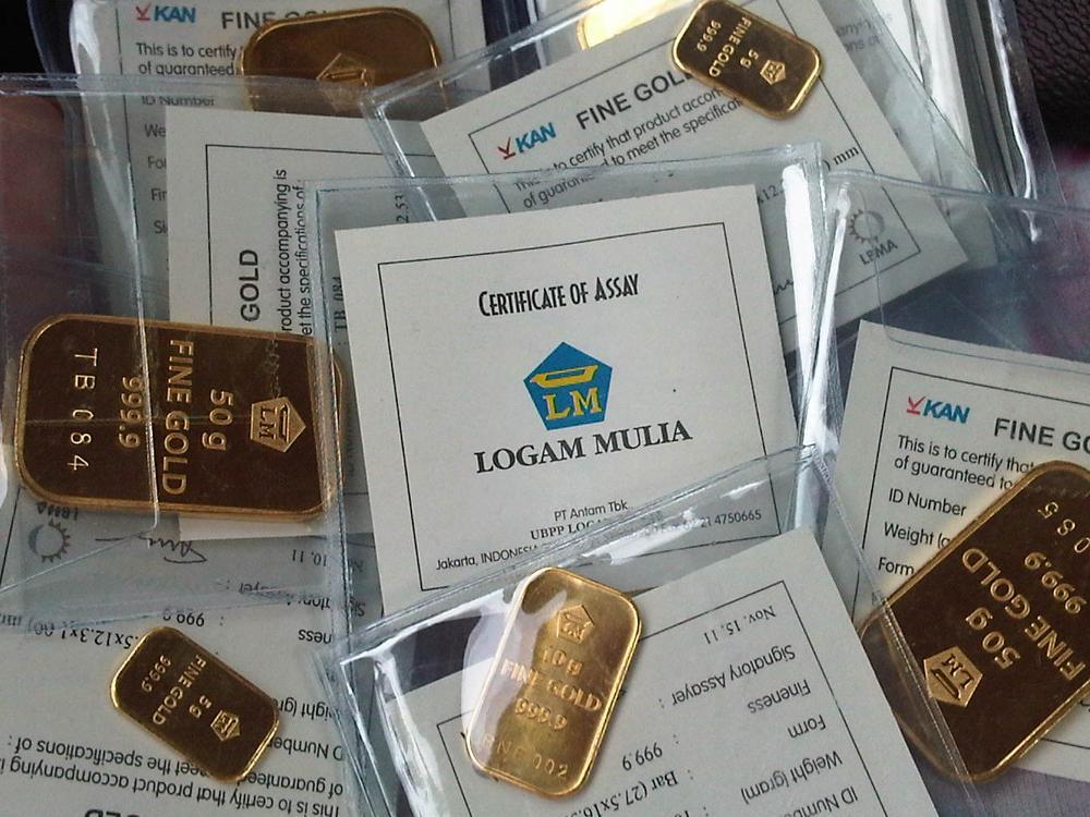 Bisakah Beli Emas Antam di Bank??? - CARAGADAI.COM 2021
