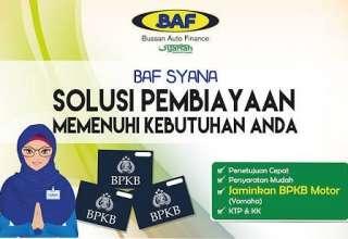 Cara Gadai BPKB Motor di Bussan Auto Finance