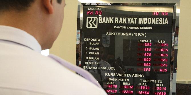 Tabel Pinjaman Bank BRI PNS Negri Plus Angsuran Update