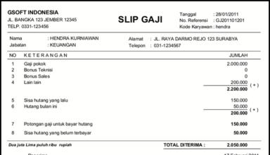 Pinjaman Bank Tanpa Slip Gaji, Ajukan Saja Pada 5 Bank Ini