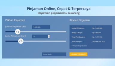 Pinjaman Uang Tanpa Jaminan dan Syarat, Ajukan Saja Pada 5 Situs Ini