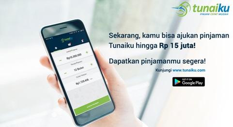 Ingin Modal Pinjaman Uang Online Tanpa Jaminan dan Syarat Ajukan di Tunaiku.com