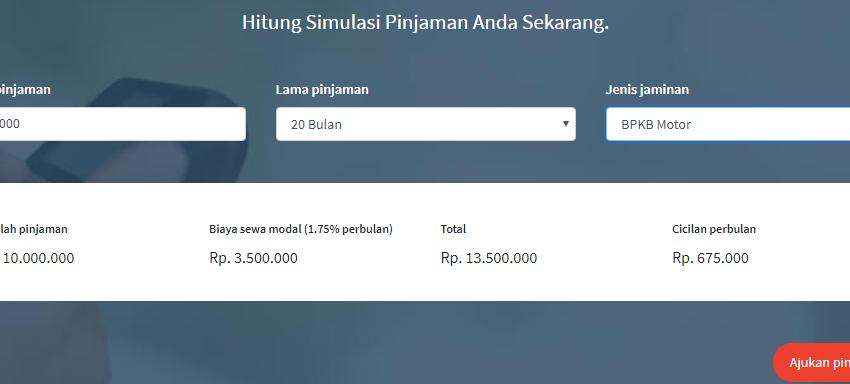 Pinjaman Uang Syarat KTP dan KK Saja Ajukan di Pinjam.co.id